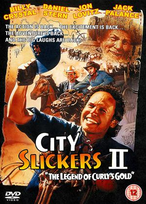 Rent City Slickers 2: The Legend of Curly's Gold Online DVD Rental