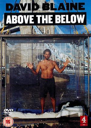 Rent David Blaine: Above the Below Online DVD Rental