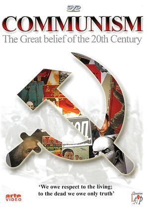 Rent Communism: The Great Belief of the 20th Century Online DVD Rental
