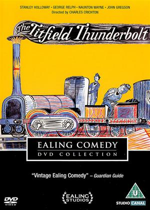 Rent The Titfield Thunderbolt Online DVD Rental