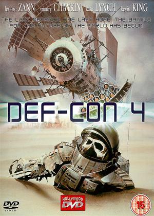 Rent Def-Con 4 Online DVD Rental