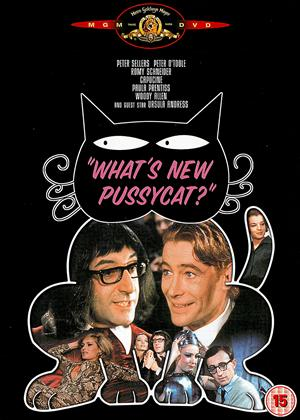 Rent What's New Pussycat Online DVD Rental