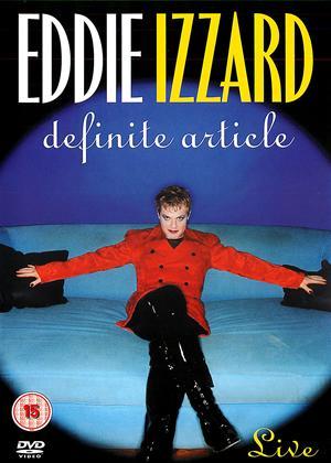 Eddie Izzard: Definite Article Online DVD Rental