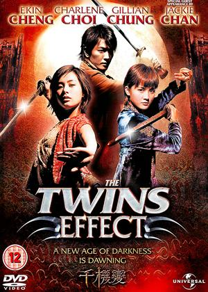 Rent The Twins Effect (aka Chin Gei Bin) Online DVD Rental
