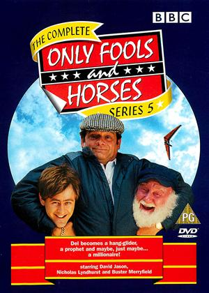 Rent Only Fools and Horses: Series 5 Online DVD Rental