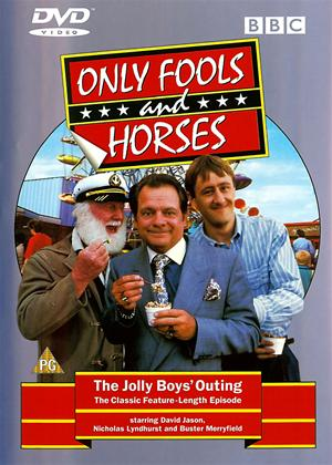 Only Fools and Horses: The Jolly Boys Outing Online DVD Rental