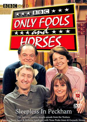 Only Fools and Horses: Sleepless in Peckham Online DVD Rental