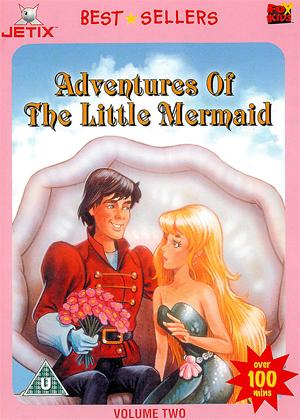 Rent The Adventures of the Little Mermaid: Vol.2 Online DVD Rental