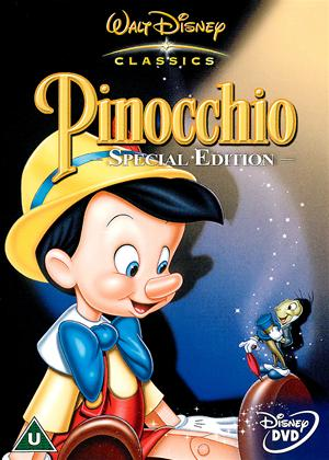 Rent Pinocchio Online DVD & Blu-ray Rental