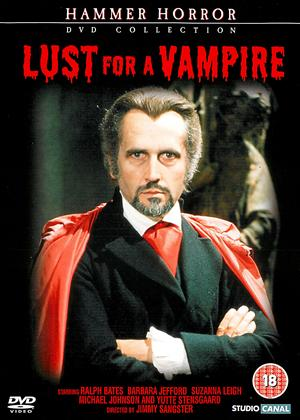 Rent Lust for a Vampire Online DVD Rental