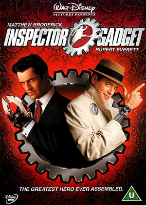 Rent Inspector Gadget Online DVD Rental