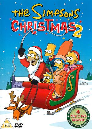 Rent The Simpsons: The Simpsons Christmas 2 Online DVD Rental