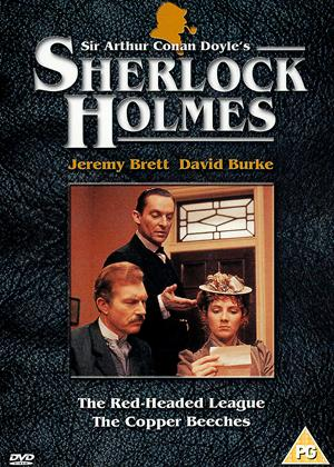 Rent Sherlock Holmes: The Redheaded League / The Copper Beaches Online DVD Rental