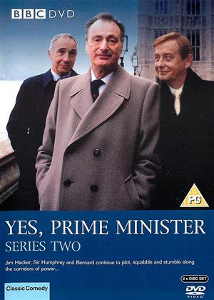 Rent Yes, Prime Minister: Series 2 Online DVD Rental