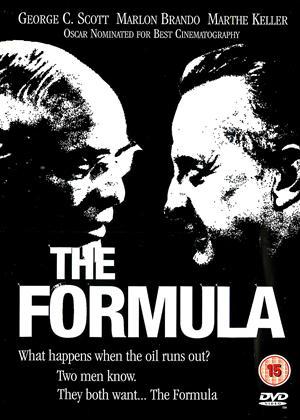 Rent The Formula Online DVD Rental