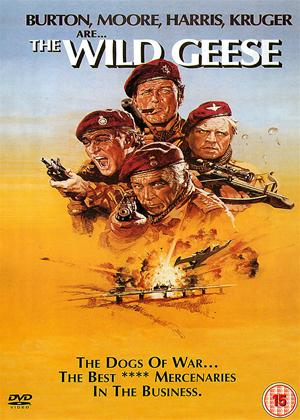 Rent The Wild Geese Online DVD Rental