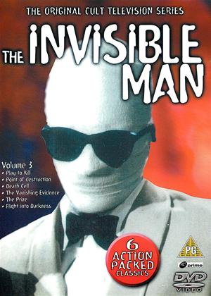 Rent The Invisible Man: Vol.3 Online DVD Rental