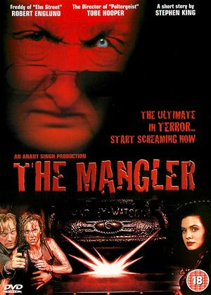 Rent The Mangler Online DVD Rental