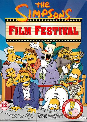 Rent The Simpsons: Film Festival Online DVD Rental