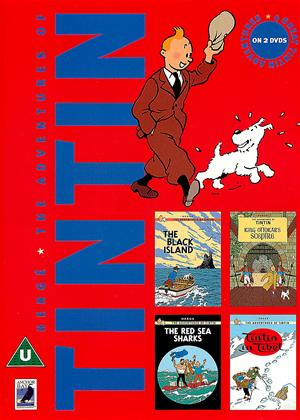 Rent The Adventures of Tintin: Vol.2 Online DVD Rental