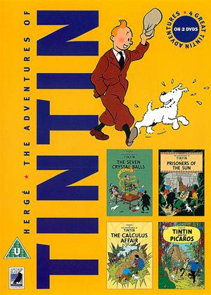 Rent The Adventures of Tintin: Vol.4 Online DVD Rental