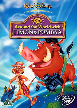Rent Around the World with Timon and Pumbaa Online DVD Rental