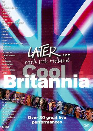 Rent Later with Jools Holland: Cool Britannia Online DVD & Blu-ray Rental