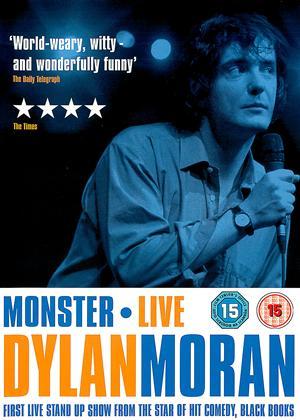 Dylan Moran: Monster: Live Online DVD Rental
