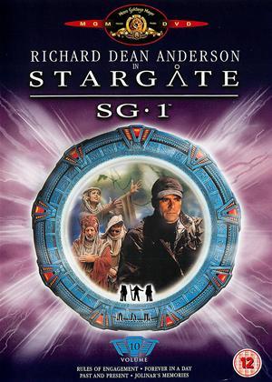 Rent Stargate SG-1: Series 3: Vol.10 Online DVD Rental
