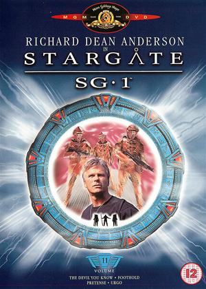 Rent Stargate SG-1: Series 3: Vol.11 Online DVD Rental
