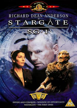Rent Stargate SG-1: Series 4: Vol.15 Online DVD Rental