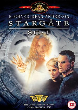 Rent Stargate SG-1: Series 4: Vol.17 Online DVD Rental