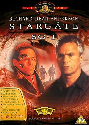 Rent Stargate SG-1: Series 4: Vol.19 Online DVD Rental