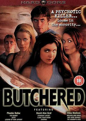 Rent Butchered Online DVD Rental