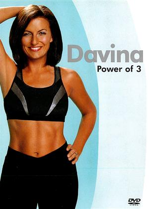 Rent Davina: The Power of 3 Online DVD Rental