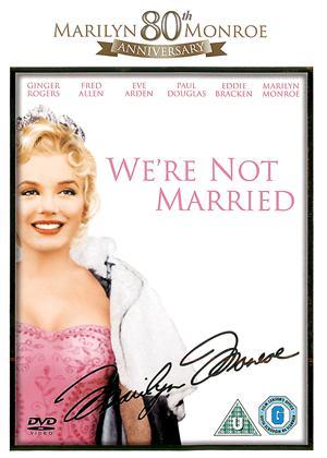 Rent Marilyn Monroe: We're Not Married Online DVD Rental