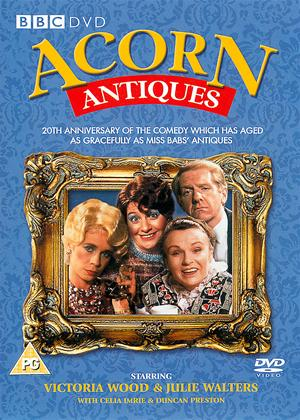 Acorn Antiques Online DVD Rental