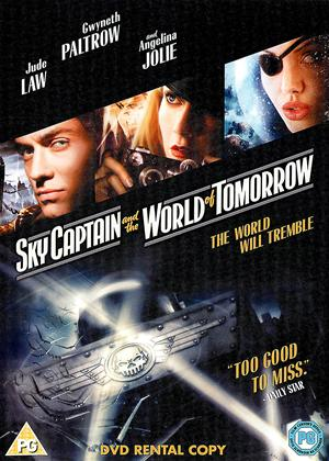 Rent Sky Captain and the World of Tomorrow Online DVD Rental