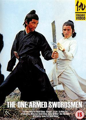 Rent The One Armed Swordsmen (aka Du bi shuang xiong) Online DVD Rental