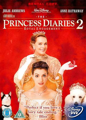 The Princess Diaries 2: Royal Engagement Online DVD Rental