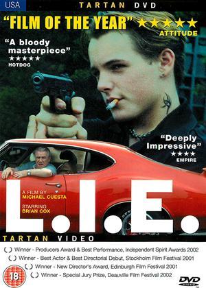 Rent L.I.E. (aka Long Island Expressway) Online DVD Rental