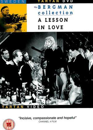 Rent A Lesson in Love (aka En lektion i kärlek) Online DVD Rental