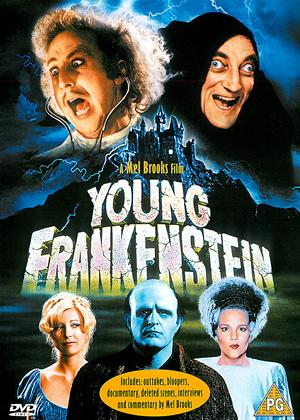 Young Frankenstein Online DVD Rental