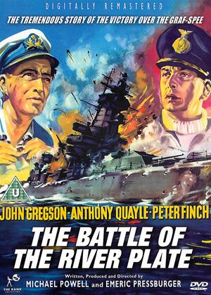 Rent The Battle of the River Plate Online DVD Rental