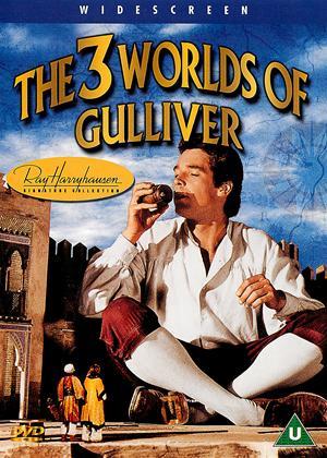 Rent The 3 Worlds of Gulliver Online DVD Rental