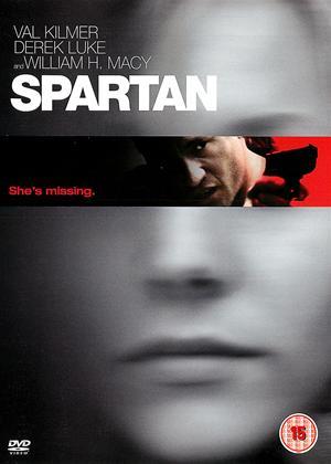 Rent Spartan Online DVD Rental