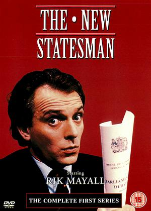 Rent The New Statesman: Series 1 Online DVD Rental