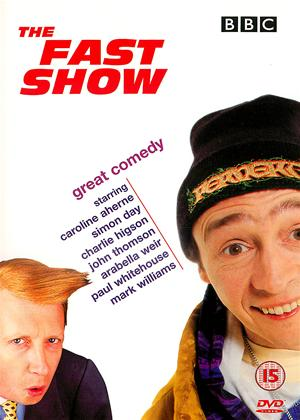 Rent The Fast Show: Series 1 Online DVD Rental