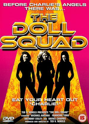 Rent The Doll Squad Online DVD Rental
