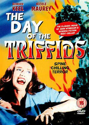 Rent The Day of the Triffids Online DVD Rental